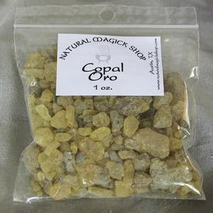 Copal Oro - Natural Magick Shop