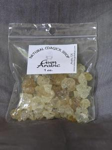 Gum Arabic - Natural Magick Shop