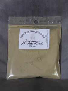 Lignum Aloes - Natural Magick Shop