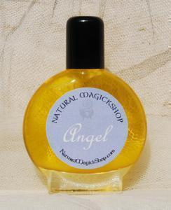 Angel oil - spirit guide oil - Natural Magick Shop