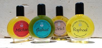 Archangel Oils Set of Four
