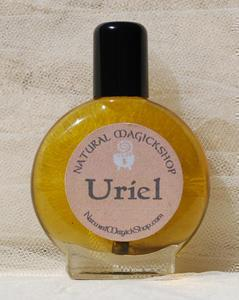 Archangel Uriel oil - Natural Magick Shop