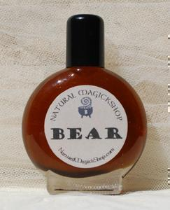Bear oil - Natural Magick Shop