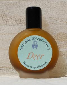 Deer oil - Natural Magick Shop