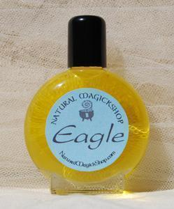 Eagle oil - Natural Magick Shop