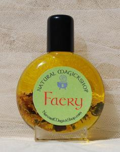 Faery oil - Natural Magick Shop