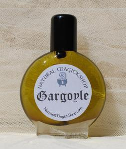 Gargoyle oil - Natural Magick Shop
