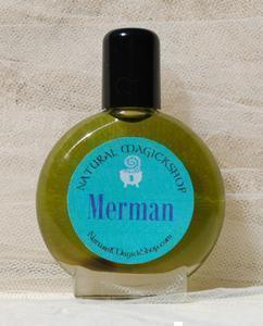 Merman oil - Natural Magick Shop