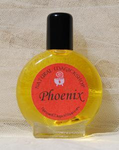 Phoenix oil - Natural Magick Shop