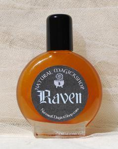 Raven oil - Natural Magick Shop