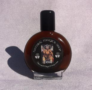 The Devil oil - Natural Magick Shop
