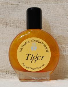 Tiger oil - Natural Magick Shop