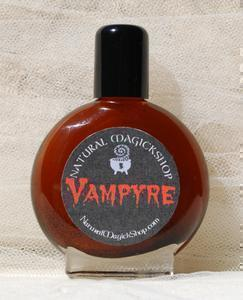 Vampyre oil - Natural Magick Shop