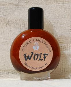 Wolf oil - Natural Magick Shop