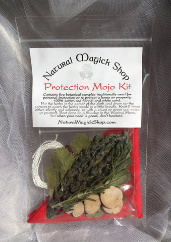 Protection Mojo Kit