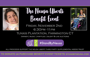 Benefit Event - Nov 2nd