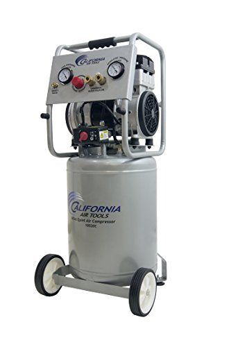 California Air Tools 10020C Ultra Quiet Oil-Free and Powerful Air Compressor, 2 hp
