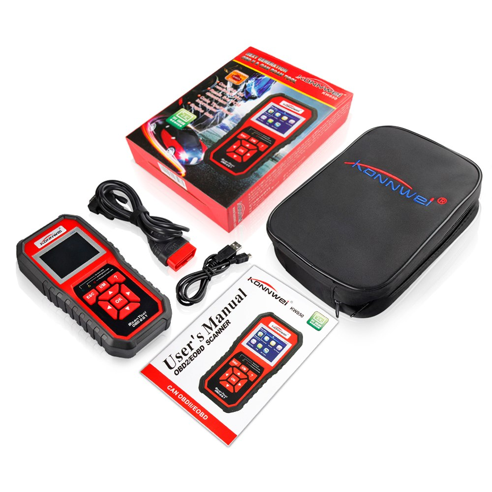 Auto Diagnostic Scanner - Code Reader