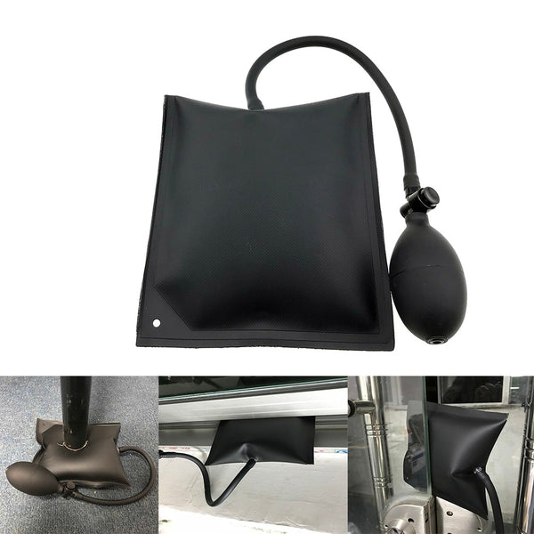 Universal Air Pump Wedge for Car Door Entry