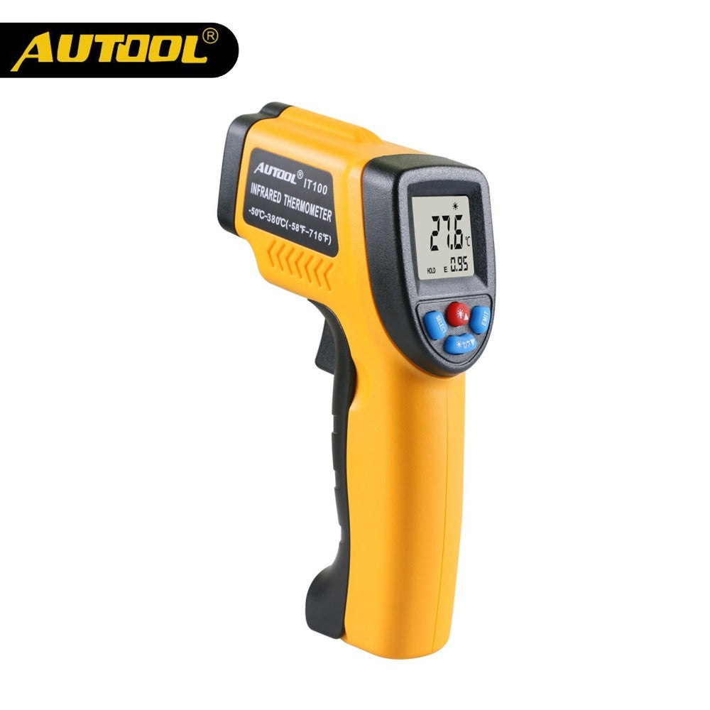 AUTOOL IT100 Infrared Thermometer Digital Thermometer