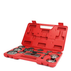 12pcs Universal Disc Brake Pad Spreader/ Caliper Piston Compressor Tool Kit