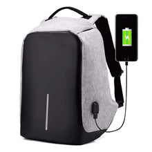 Load image into Gallery viewer, 15 Inch Laptop USB Charging Anti-theft Backpack