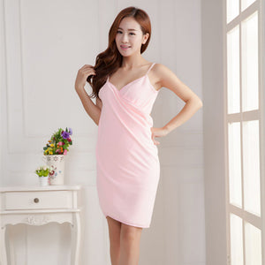 Wearable Microfiber Bath Towel Dress