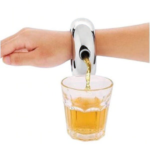 Bracelet Bangle Hip Flask