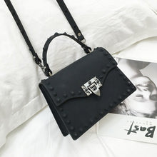 Load image into Gallery viewer, Luxury Messenger Jelly bag (2 sizes available)