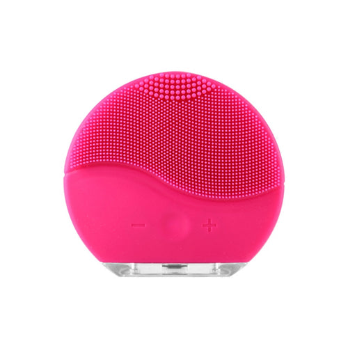 Electric Sonic Facial Cleansing Brush