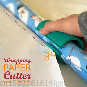 SMART Wrapping Paper Cutter