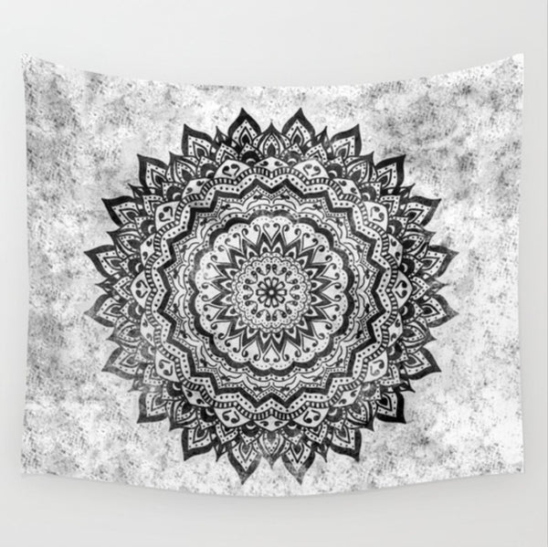 New Ethnic Style Home Tapestry Printing Beach Towel Wall Hanging