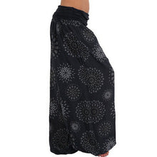 Load image into Gallery viewer, Digital Printed Ethnic Loose Wide-leg Pants