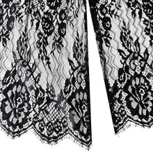 Load image into Gallery viewer, Sexy New Lace Half Sleeve Swimwear Beach Cardigan Bikini Cover Up