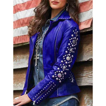 Load image into Gallery viewer, Women's Wear Short Women's Jacket Hot Drill Small Coat