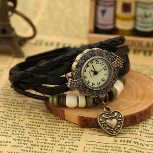 Korean Vintage Creative Fashion Trend Bracelets Watch