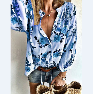 New Floral Beautiful Casual Shirt