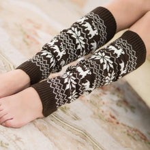 Load image into Gallery viewer, Bohemia Over Knee-high Long Leg Warmers