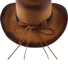 Load image into Gallery viewer, New Style Women Fashion Big Brim Western Cowboy Hat