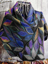Load image into Gallery viewer, New Retro Winter Women's Versatile Shawl Neck
