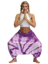 Load image into Gallery viewer, Tie-dye Gradient Women's Low Crotch Bloomers