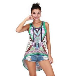 Summer New Ladies Double Shoulder Strap Camisole Tops