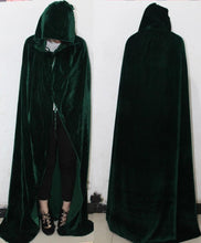 Load image into Gallery viewer, Halloween Witch Cloak Cosplay Costume