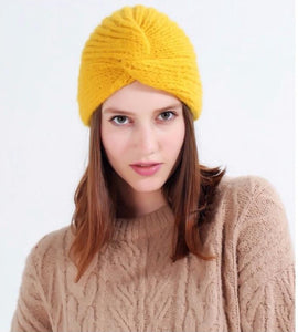 Winter Knit 3 Colors Hat Accessories