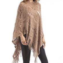 Load image into Gallery viewer, 2018 Tassel Winter Knit Tops