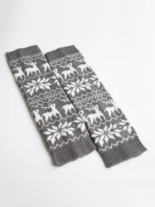 Bohemia Over Knee-high Long Leg Warmers