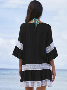 Hollow Split-joint Cover-Ups Swimwear