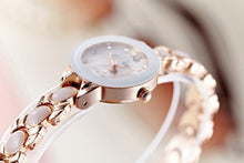 Load image into Gallery viewer, New Korean Women Fashion Casual Steel Band Quartz Watch