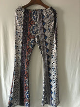 Load image into Gallery viewer, Sexy Snake Pattern Bell-bottoms Casual Pants