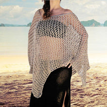 Load image into Gallery viewer, 2018 New Knit Hollow Out Swimwear Bikini Cover Up